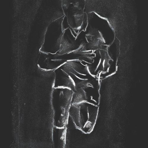 Making Ground Rugby Black